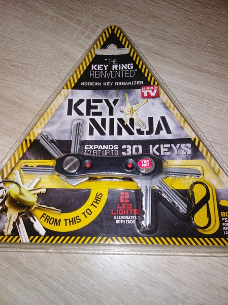 Used Key Ninja Ring in Dubai, UAE