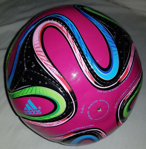 Used 6 panel footbal brazuca in Dubai, UAE