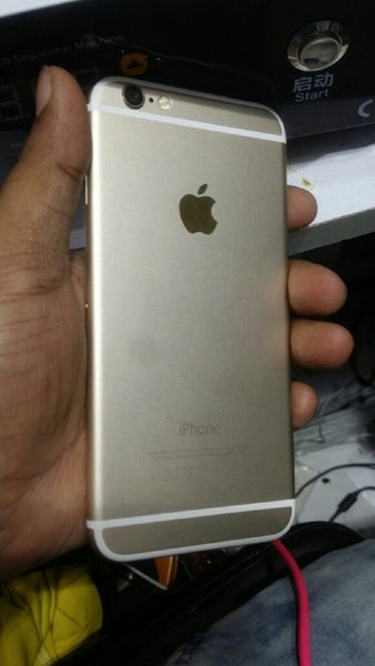 Used Iphone 6 16 GB Gold in Dubai, UAE