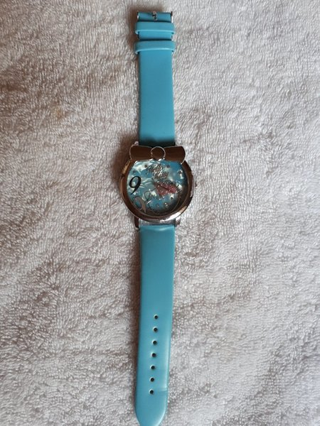 Watch hello kitty blue