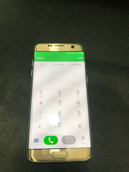 Used S7 edge 4 gb ram 32 gb  in Dubai, UAE