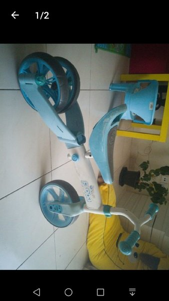 Used Flippa balancing bike in Dubai, UAE