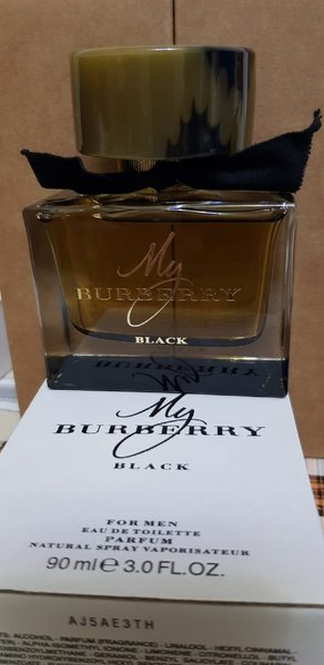 Used My burberry black for men tester in Dubai, UAE