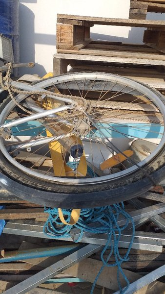 Used 24inch cycle rim in Dubai, UAE