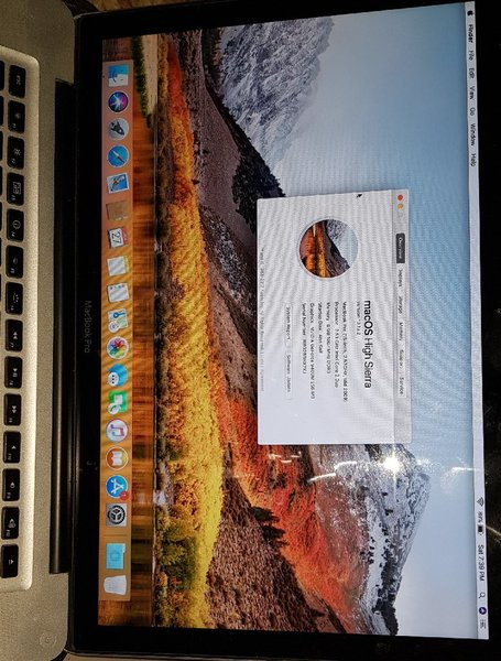 Used Apple MacBook pro 15 inch in Dubai, UAE