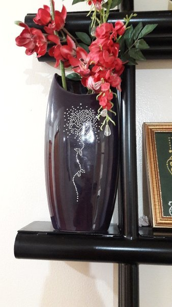 Used Set of flower vase in Dubai, UAE