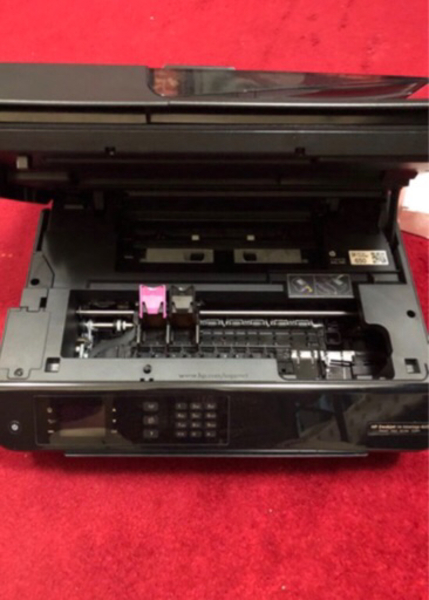 Used Hp deskjet 4645 in Dubai, UAE