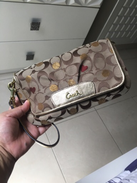 Used Coach Wristlet New and Authentic in Dubai, UAE