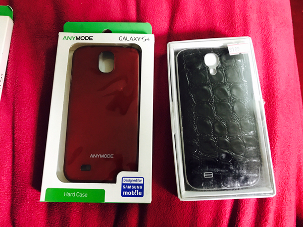 Used High Quality Samsung Mirror Body Cover. 1+one Free in Dubai, UAE