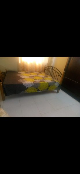 Used Bed with matress in Dubai, UAE