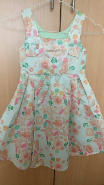 Used NEW MONSOON DRESS, Original Price 499dh in Dubai, UAE
