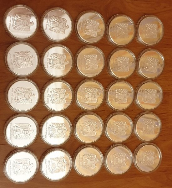 Used 25 coins🎁crazy deal🎁 in Dubai, UAE