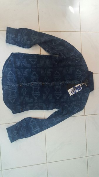 Used DENIM SHIRT BRAND NEW!! FROM SPLASH in Dubai, UAE