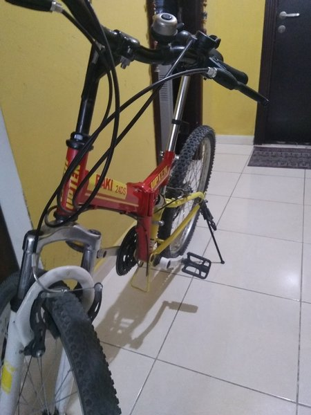 Used Gear cycle RAKI in Dubai, UAE