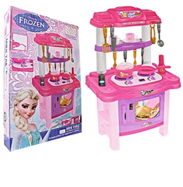 Used Frozen Brand Kitchen for kids in Dubai, UAE