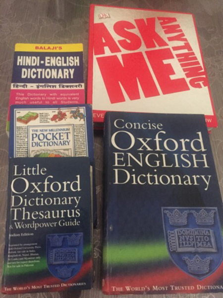 Used Oxford dictionary &thesaurus and other in Dubai, UAE