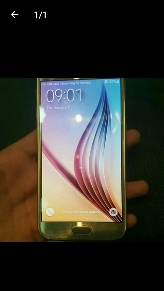 Used Samsung s6 for sale in Dubai, UAE