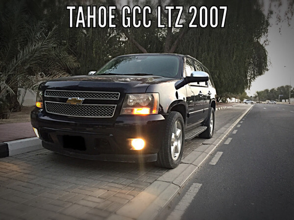 Used Tahoe LTZ 2007 Full Options GCC  in Dubai, UAE