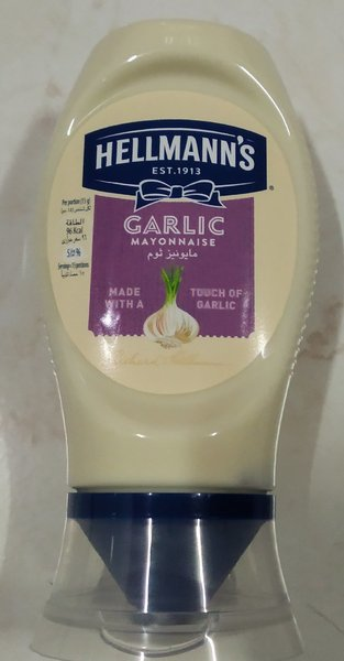 Used Garlic mayonnaise 235g x 6 pcs in Dubai, UAE