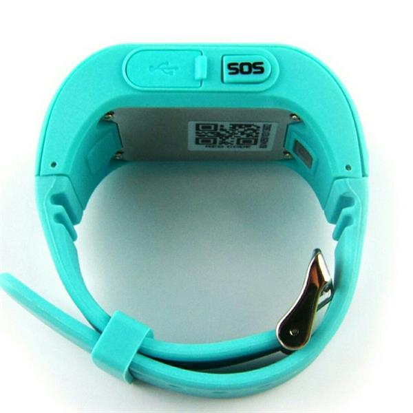 Used Smart Kid Safe GPS GPRS Watch Wristwatch SOS Call Location Finder in Dubai, UAE