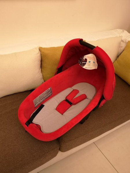Used BébéConfort Compact Safety carrycot 👶 in Dubai, UAE