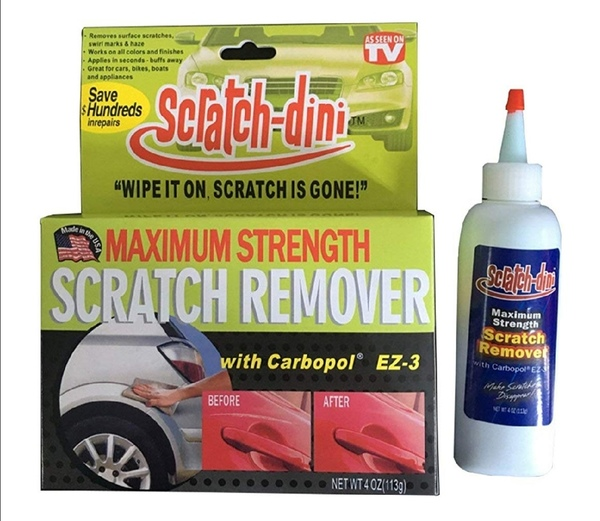 Used Scratch Remover in Dubai, UAE