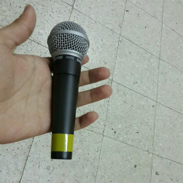 Used Shure SM58 Brand New Microphone Amazing in Dubai, UAE