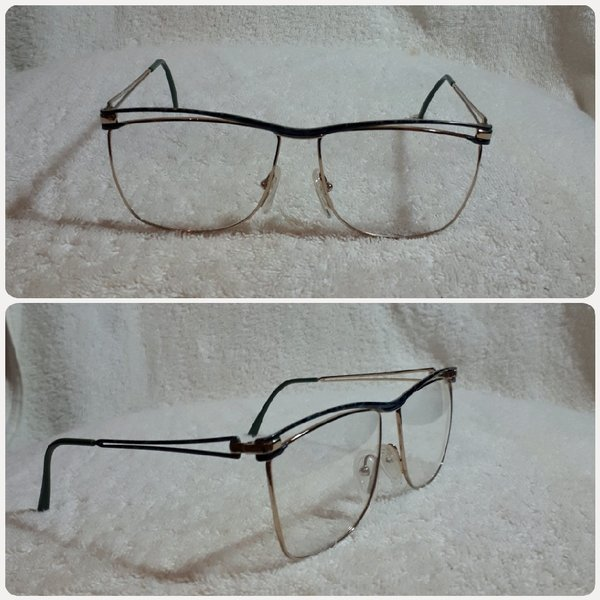 Used New authentic Eyeglass Made in Italy. in Dubai, UAE