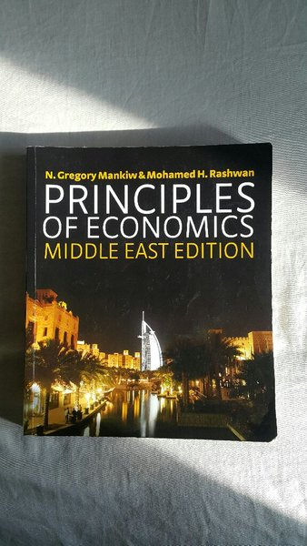 Used Principles of Economics Middle East Edit in Dubai, UAE