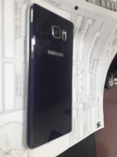 Used Samsung galaxy note5 . Khaleeji mobile in Dubai, UAE