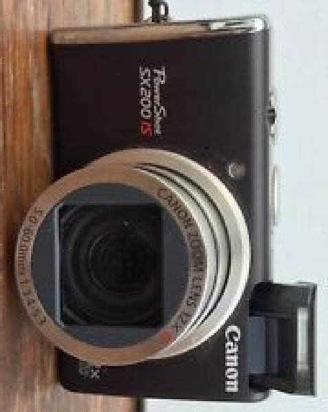 Used Canon power shot digital camera in Dubai, UAE