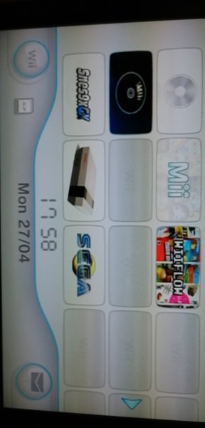 Used Modded Nintendo Wii with up to 450 games in Dubai, UAE