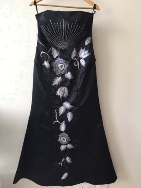 Used Aftershock Strapless Party Dress in Dubai, UAE