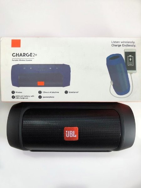 Used JBL, CHARGE2 SPEAKER AUX NEW 💢 in Dubai, UAE