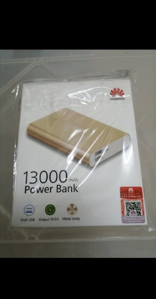 Used Huawei Fast Charging 13000Mah Power in Dubai, UAE