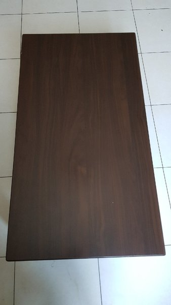 Used Brown Wodden Table: Strong Wood in Dubai, UAE