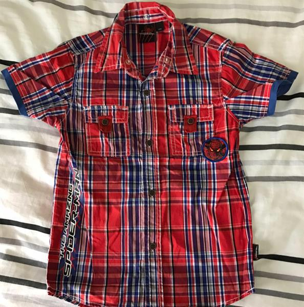 Used Spiderman Boy's Polo & Pants in Dubai, UAE