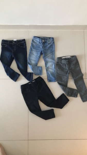 Used Toddler Jeans (2yrs Old) Branded in Dubai, UAE