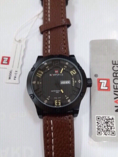 Used men watch naviforce brand in Dubai, UAE