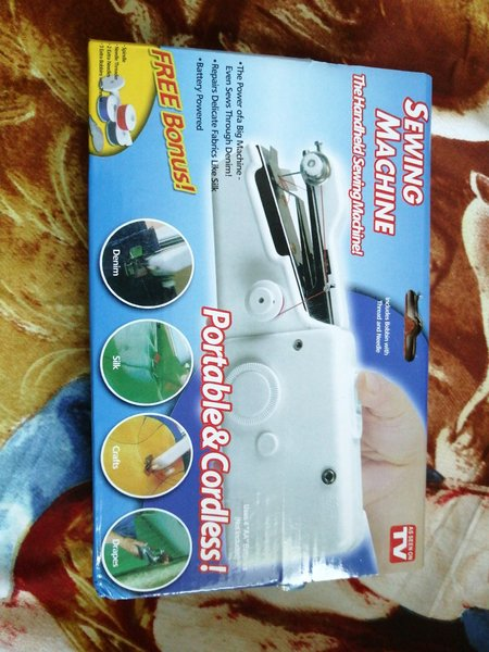Used Portable And Cordless Sewing Machine in Dubai, UAE