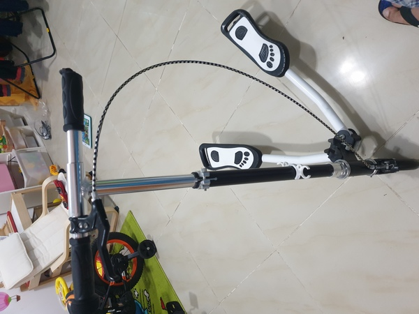 Used Scooty for young boys in good condition in Dubai, UAE