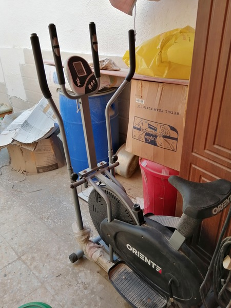 Used Gym Cycle in Dubai, UAE