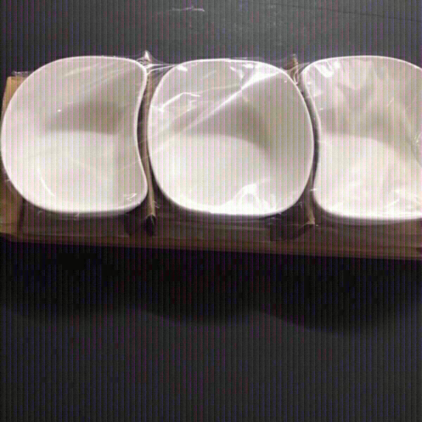 Used Mojo bowls with tray(home center) in Dubai, UAE