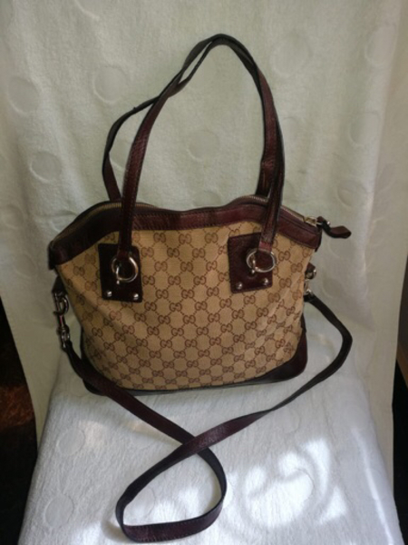 Used AUTHENTIC GUCCI BAG IN GOOD CONDITION.. in Dubai, UAE