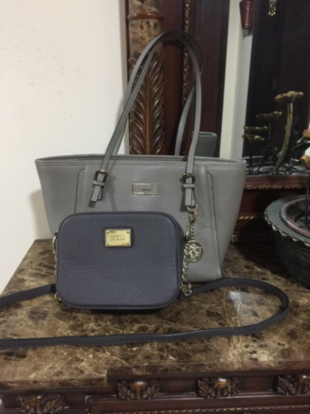 Used Two DKNY master copy preloved  in Dubai, UAE