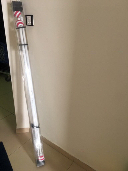 Used Curtain rod from home center  in Dubai, UAE