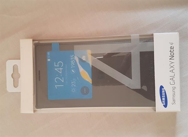 Used Hi I Am Selling SAMSUNG NOTE 4 Flip Cover New in Dubai, UAE