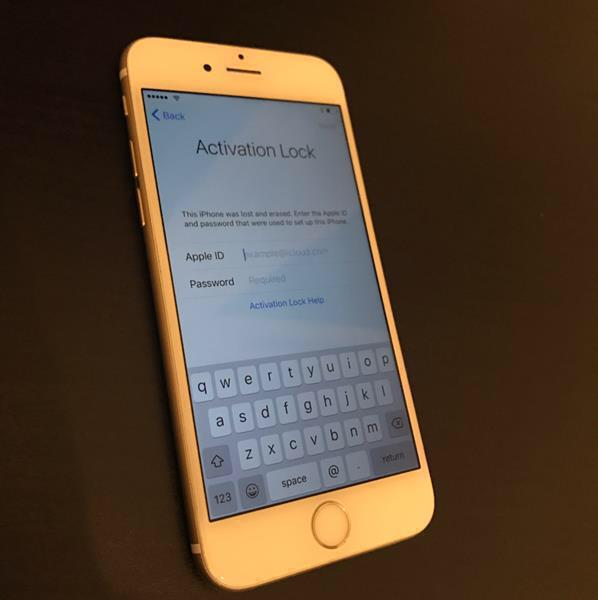 Iphone 6s 16gb Gold, ICLOUD LOCK PHONE .... Cant Open Lock, Never Open,  Phone Used 2 Month Only, Last Price