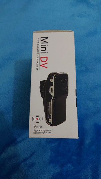 Used Mini video camera with voice recorder sg in Dubai, UAE