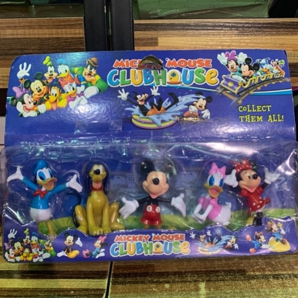 Used MICKEY MOUSE CLUBHOUSE in Dubai, UAE